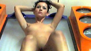Spycam Cam Nude Girl In Solarium Part29