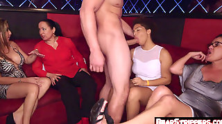 Cfnm Party Slut Pussyfucked By Stripper