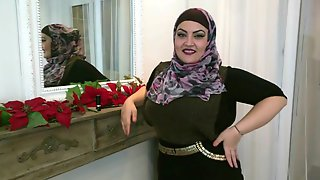 Horny Wife Wears Hijab And Always Wants Sex