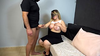 Slave Milking And Eat Own Cum Of Condom M Jaily