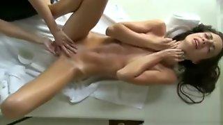 Screaming Orgasm Girl Girl Massage