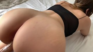 My Milf Step Mom Helps Me With My Erection In Hotel Room