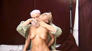She Was Only Suppose To Ride Sybian But Guy Got Her To Ride Him Afterwards