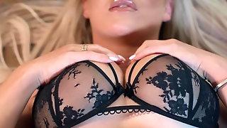 ImageSet Black Stockings Big Tits AMBER JADE Hard Fucking