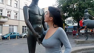 Weird Titty Art Film From Portugal