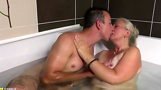 Taboo Home Sex At Bath