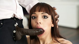 Petite Latiana Matilde Ramos Gives Rimjob And Made Love By