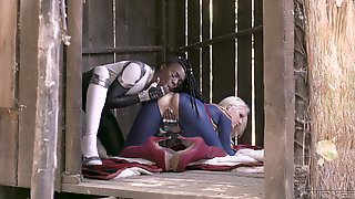 Captain Marvel Xxx: An Axel Braun Parody - Kenzie Taylor