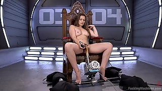 Dani Daniels Craves For Two Sex Toys Deep Inside Her Wet Holes