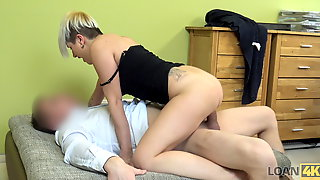 VIP4K. Extravagant Bitch Lussy Sweet Uses Her Sexuality