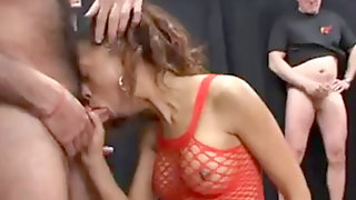 Wild Gang Sex Babes Fucked And Sucking Ginormous Rigid Cocks