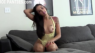 I Love Teasing You In Exotic Panties JOI