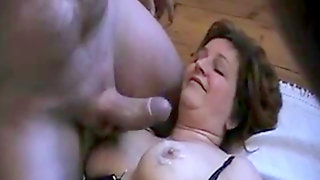 Mature Danish Plump Damsel Gangbanged