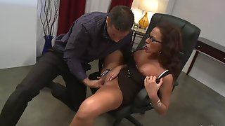 The Horny Milf Wants It Bad And She Wants It Now