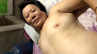 Chinese Grandma Pornography