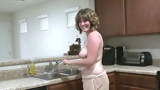 Amazing Solo With A Gorgeous Mature Woman
