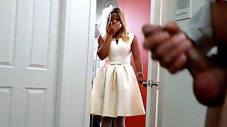 Bubble Butt Bride
