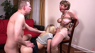 Rough Porn And Severe BDSM For The Horny Bitch