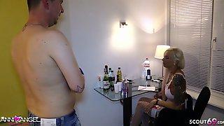 First Bareback Creampie Fuck Of German Teen Anni Angel