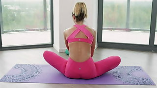 Fit Body Mylf Fucked After Yoga
