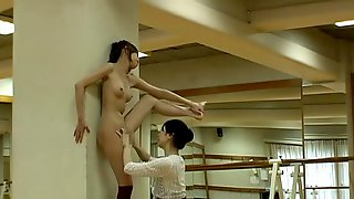 Japanese Lesbian Ballet Teacher Sex With Student