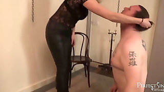 Taste My Shoe, Fuckslut! - Comply Your Mistress, Slave