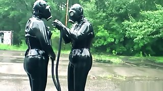 Latex In Rain And Sun