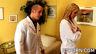 Doctoras Cojiendo