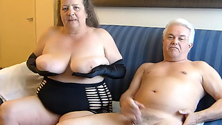Silver Stallion And Val On Cam