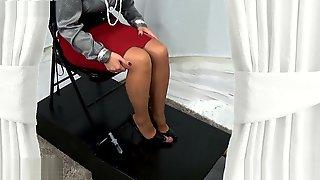 Cock Crush ⁄ Shoejob ⁄ Foot Fetish