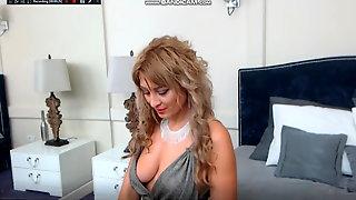 Dimitrena From Plovdiv Bulgaria Pleasing Her Self