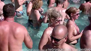 Swinger Nudist Pool Soiree Key West Florida For Wish Jamboree Dantes