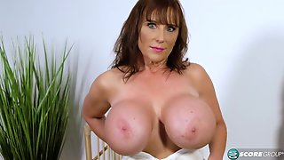 Shelby Gibson Wife With A Huge Rack - High-quality