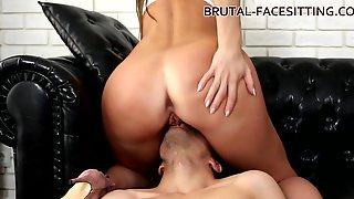 Alexa Adams Video - Brutal-Facesitting