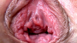 Exstreme Close Up Pussy Contractions