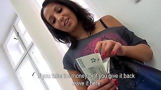Beautiful Girl Pleasures Cock Of Husbands Friend For Money