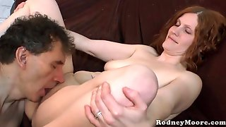 Married MILF Gets Fucked And Blasted Till Orgasm