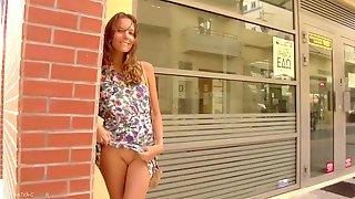 Katya Clover - Nude Public Scene