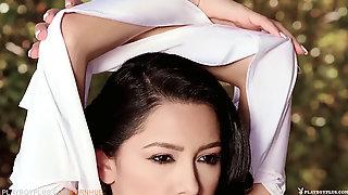 Reyna Arriaga In Warm For Teacher - PlayboyPlus