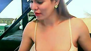 Real Filipina Hermaphrodite Skype Demonstrate