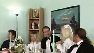 Celebrated The Wedding