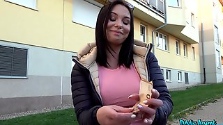 Merciless Sex In POV With A Random Girl Needy For Money