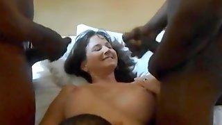 Real Cuckold Wife Big Black Dicks Homemade Sex