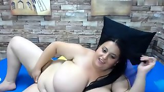 Monster Tits On This Busty Bbw