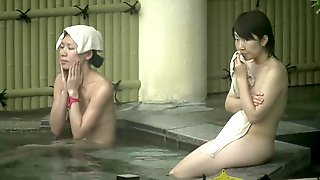Japanese Asian Sauna - Hidden Camera, Public Nudity Fetish