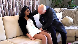 Creampie Ending After Amazing Fucking With Model Jada Doll
