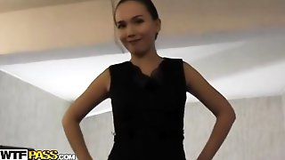 Hot Amateur Couple Fucks In The Office