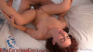 Richard Nailder Ample Mature Man Meat In Orgasmic Youthfull Redhead