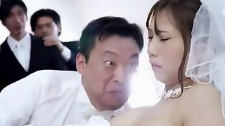 Japanese Bride Gets Had Intercourse At Her Wedding