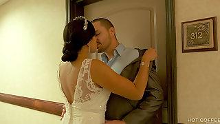 Bride Leaves Groom Planted And Fucks Ex Beau